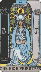 2 High Priestess icon