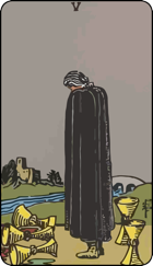 Five of Cups icon