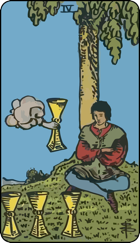 Four of Cups icon