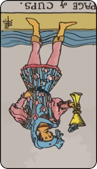 Page of Cups icon