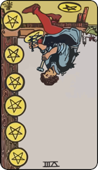 Eight of Pentacles icon