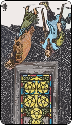Five of Pentacles icon
