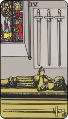 Four of Swords icon