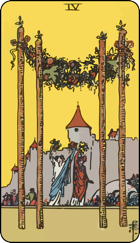 Four of Wands icon