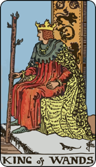 King of Wands icon
