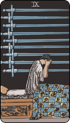 Nine of Swords icon