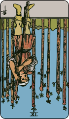 Nine of Wands icon