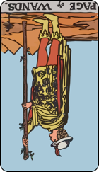 Page of Wands icon