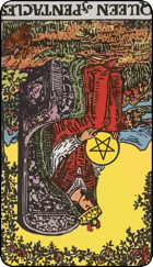 Queen of Pentacles icon