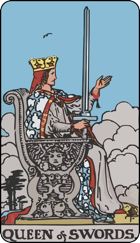 Queen of Swords icon