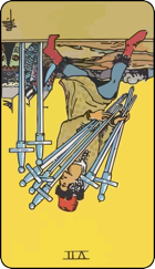 Seven of Swords icon