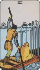 Six of Swords icon