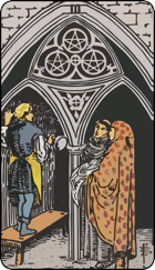 Three of Pentacles icon