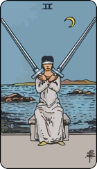 Two of Swords icon